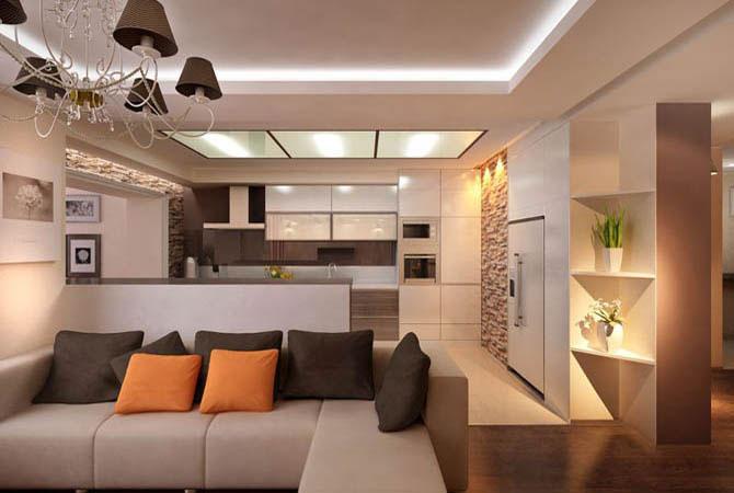 Дизайн проекты для малогабаритных квартир