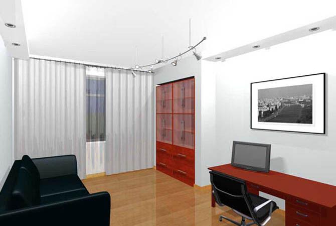 Недорогой дизайн интерьера квартиры
