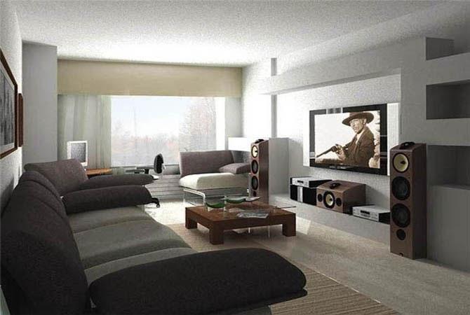 Готовые дизайн проекты 1 комнатных квартир 106