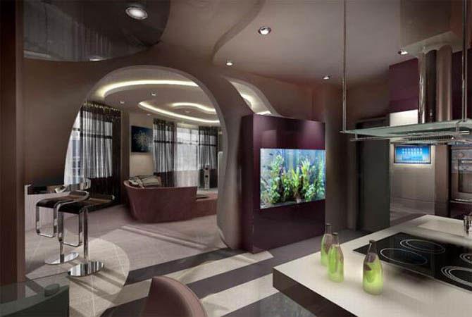 Дизайн 6м ванной 114