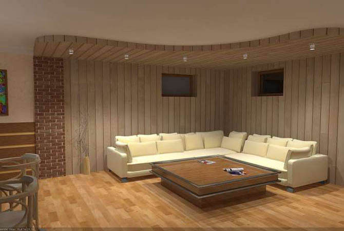 Дизайн маленьких квадратных комнат