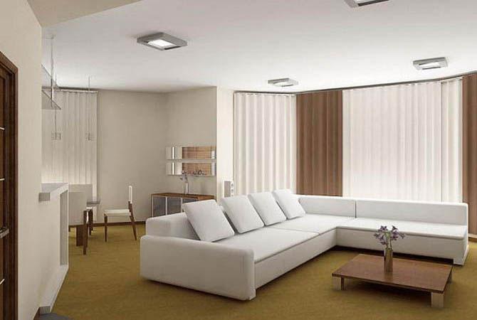 Дизайн 1-ой квартиры фото