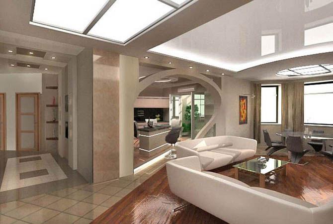Дизайн квартиры 121 серия