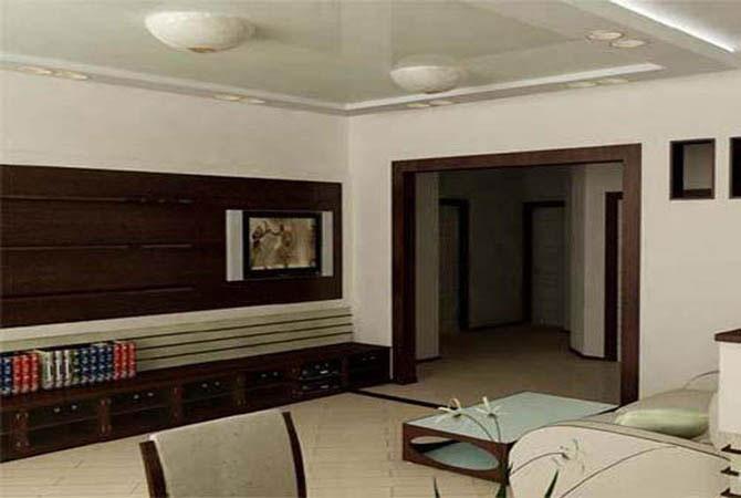 Интерьер однокомнатной квартиры 36 кв.м
